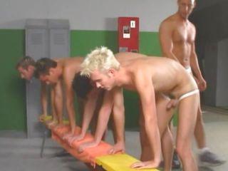 Гей порно видео массаж