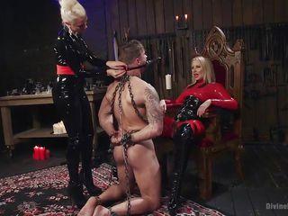 Порно госпожа пердит